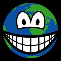 Aarde smile
