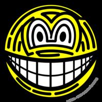 Vingerafdruk smile