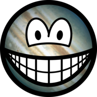 Jupiter smile