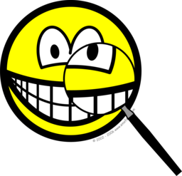 Vergrote smile