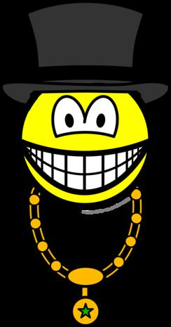 Burgemeester smile