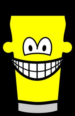 Pint smile