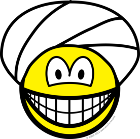 Tulband smile