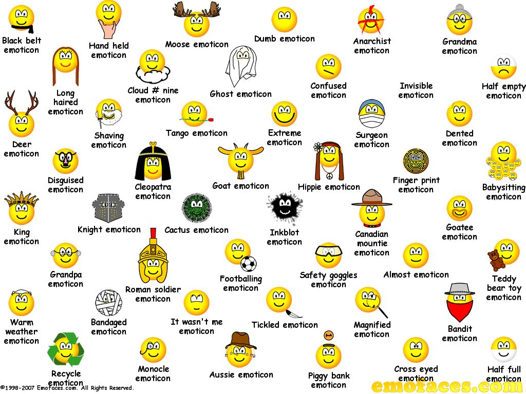 emoticons-selection-one.jpg wallpaper